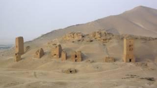 погребальные башни в Пальмире