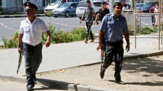 Сентябр ойи бошидаги ҳужум натижасида 9 нафар полициячи ўлдирилганди
