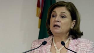 Arely Gómez González, procuradora general de México