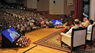 प्रधानमंत्री नरेंद्र मोदी की क्लास