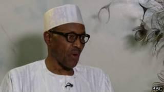 Buhari azwi nk'umutegetsi wita cyane ku myitwarire myiza.