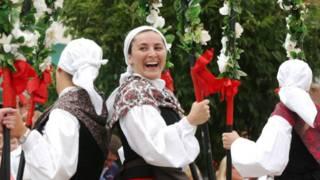 Mujeres vascas