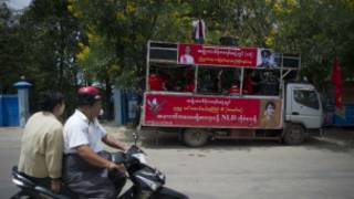 NLD Election Campaigh