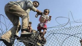 Os países que mais recebem refugiados sírios