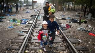 سږ کال ۳۴۰ زره سوري کډوال اروپا ته ورسېدل