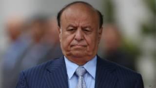 أزمة اليمن: هادي يرفض المحادثات قبل انسحاب الحوثيين