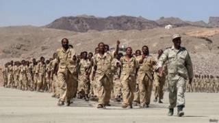 الحرب في اليمن: مقتل 5 جنود سعوديين على الحدود وإماراتي في مأرب