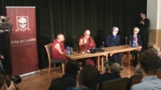 達賴喇嘛:專制政權下的人民不能講實話