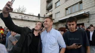 Алексей Навальный в Костроме