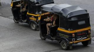 मुंबई के ऑटोरिक्शा.