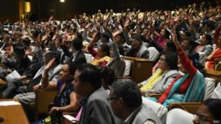 नेपाल में नया संविधान