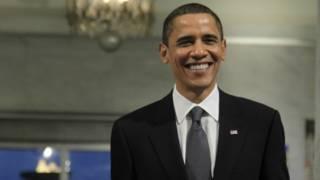 Барак Обама отримав премію миру 2009 року