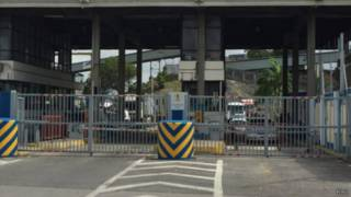 Bandari ya Mombasa