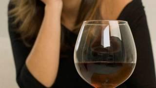 Перед бокалом вина