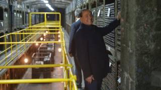 Берлускони в Массандре