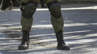 Військове взуття