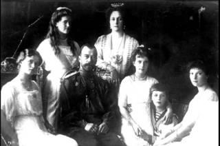 Российская царская семья, 1913 год