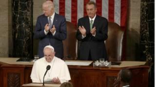 Папа в конгрессе
