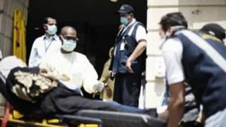 踩踏事故還造成850多人受傷