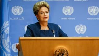 ONGs elogiam metas de Dilma para clima, mas cobram Brasil a ir além