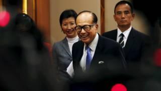 香港觀察:李嘉誠的選擇