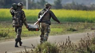 जम्मू कश्मीर सेना