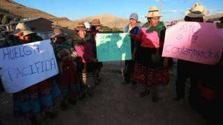 ¿Por qué militares y aviones resguardan el megaproyecto minero de China en Perú?