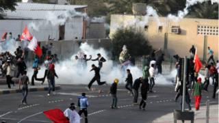 ناآرامیها در بحرین