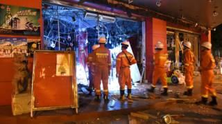 柳城连环爆炸案已导致多人死伤。