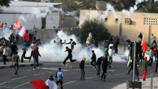 बहरीन में विरोध प्रदर्शन (फ़ाइल फ़ोटो)
