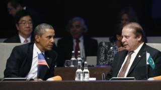 نواز شریف اور صدر اوباما