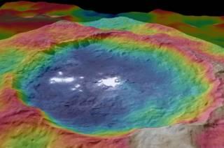 Foto: NASA/JPL-Caltech/UCLA/MPS/DLR/IDA
