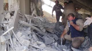 syria russia strike