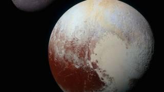 प्लूटो चांद चैरॉन