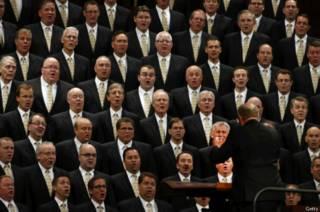 Генеральная конференция мормонов в Солт-Лейк-Сити 3 октября 2015 года