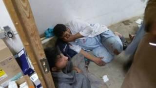 कुंदूज़ में एमएसएफ़ के अस्पताल पर हमला