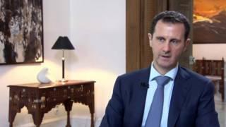 सीरिया के राष्ट्रपति बशर अल असद