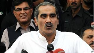 پاکستان مسلم لیگ نون کے رہنما خواجہ سعد رفیق