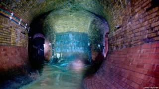 Подземные реки Лондона