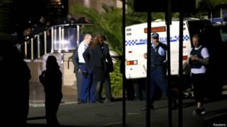 सिडनी में पुलिस कर्मी की हत्या