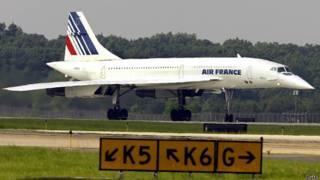 Concorde  F-BVFA