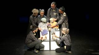 Teater boneka Senlima