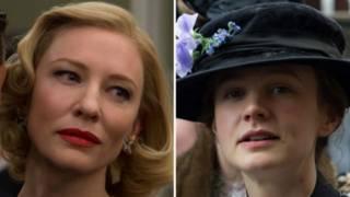 Cate Blanchett ve Carey Mulligan