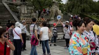 國慶假期中國遊客訪日「爆買」的質變