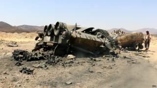 """الإندبندنت: """"بريطانيا يمكن أن تواجه اتهامات بجرائم حرب لبيع قذائف للسعودية استخدمت لقتل مدنيين في اليمن"""""""