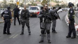 Keamanan Israel