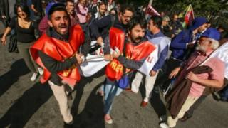 Ledakan Ankara