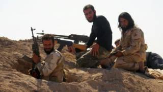 सीरिया में गृहयुद्ध