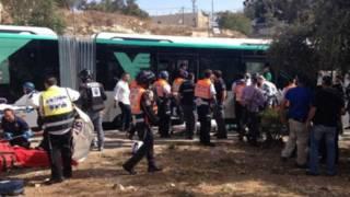 israel bus stabbing