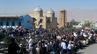 Таджикистан, мечеть